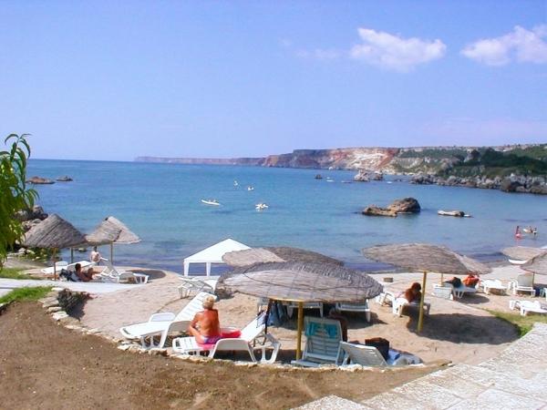 Rousalka Beach