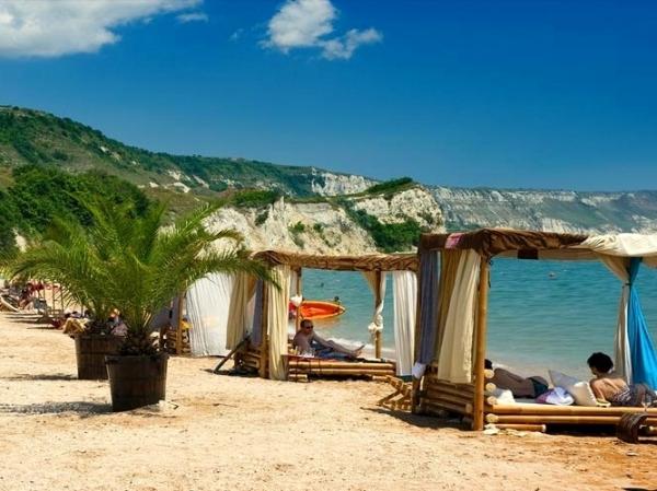 Пляж Бендида