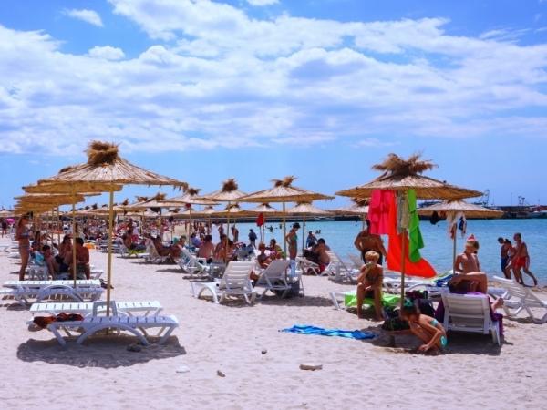 Пляж Каварна