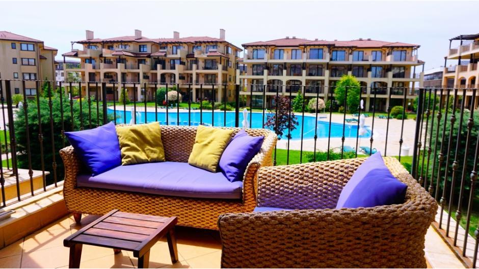 Почивка на море - Апартамент Калиакрия 110