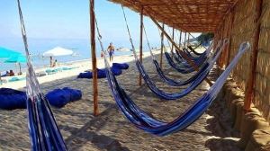 хамаци Бяла плаж